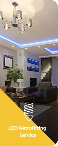 LED Retrofitting Service